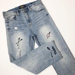 Lucky Brand | High Rise The Bridgette Crop Jeans